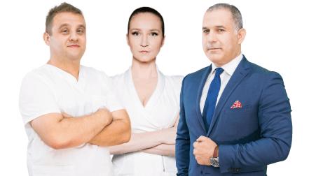 zespół lekarzy medycyny estetycznej